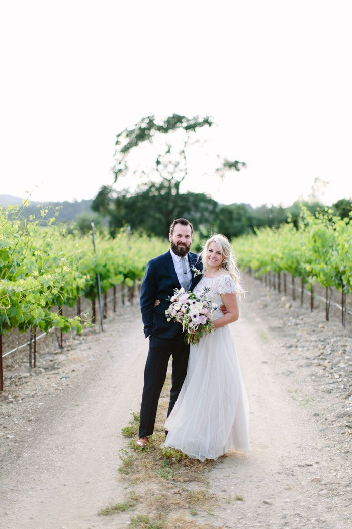 beautiful wedding places in northern california%0A Lindsay and Brent u    s Romantic Sonoma Ranch Wedding