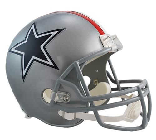 Dallas Cowboys Helmet Riddell Replica Full Size VSR4 Style 1976 Throwback Special Order