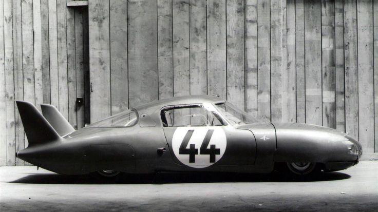 1964 CD Panhard  - Le Mans