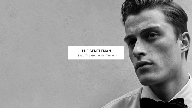 From crisp oxford shirts at Maison Kitsuné to artisan leather brogues at Church's, shop the gentleman trend for timeless style staples.