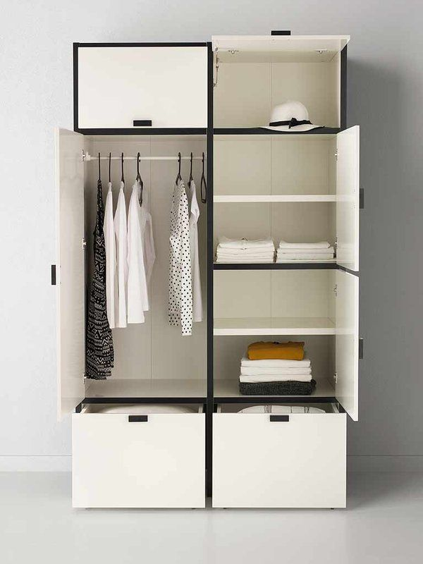 13 best storage ideas images on pinterest storage for Armarios roperos