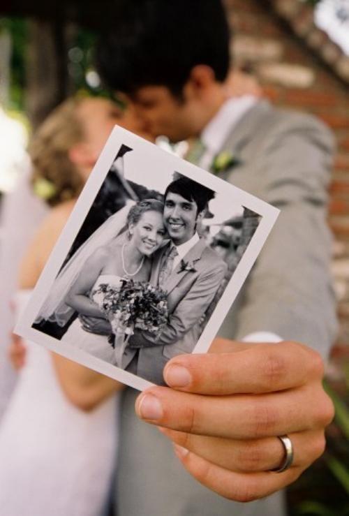 pretty damn cute, id do this on my wedding day