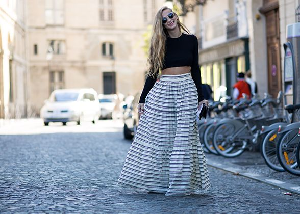 Street Style: 50 Phenomenal Looks From Paris Fashion Week