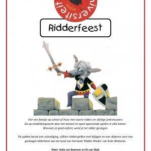 Ridderfeest Vier een feestje op school of thuis met stoere ridders en deftige…
