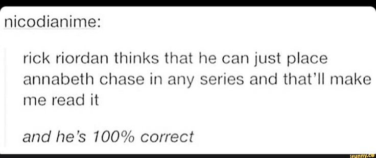 tumblr, annabethchase, magnuschase, rickriordan, accurate