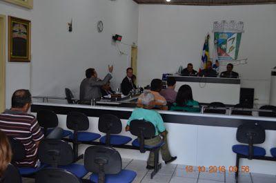 HORA DA VERDADE: POLÍTICA: Primeira sessão da Câmara Municipal de V...
