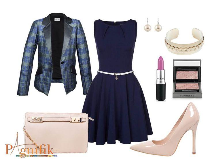 id e de look veste kente tissame bleue pagnifik pagnifik look ideas pinterest vestes. Black Bedroom Furniture Sets. Home Design Ideas