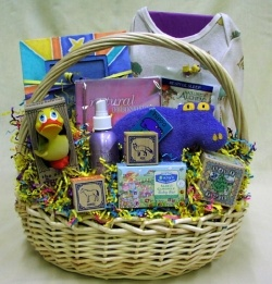 185 best baby easter baskets images on pinterest easter baskets announcing a pregnancy this easter easter is a great time to spread the news since negle Choice Image
