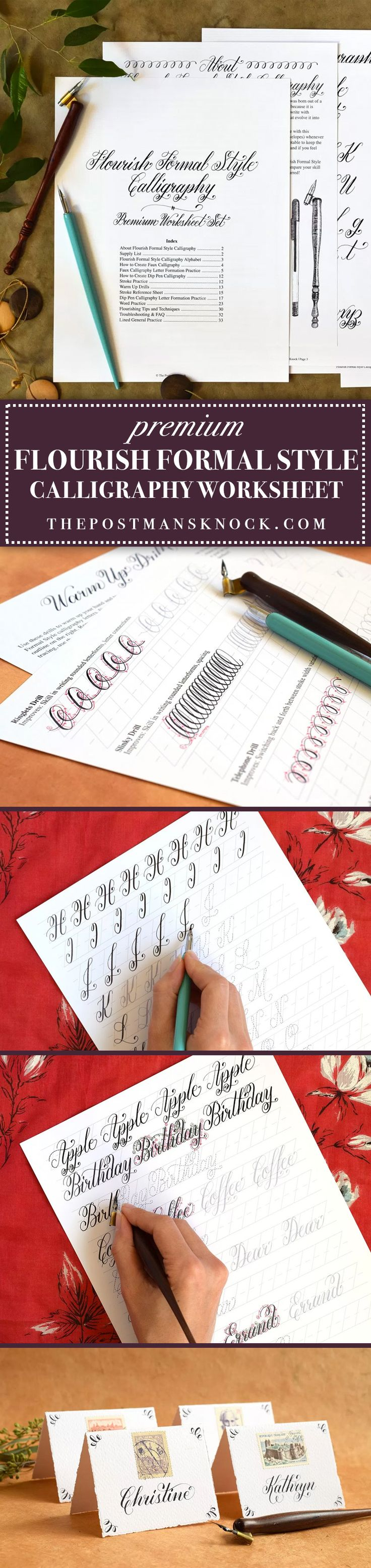 Best calligraphy pens for beginners ideas on pinterest