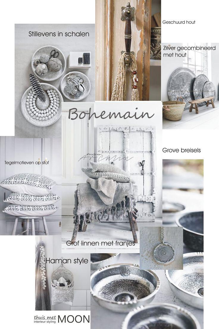 blog thuis met Moon Bohemian style