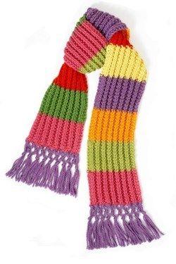 Medidas de bufandas orientativas, las bufandas pueden ser muy variadas:  Bufanda para hombre 25cm x 180cm.  Bufanda para Mujer  23cm x 150cm.  Bufanda para niños 15cm x 120cm.