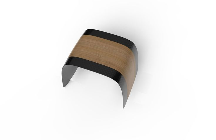 Small Carbon Aero Bench 600 with Wood Veneer | The Essence of Strength Aero Bench 600 is the smallest of the Aero Bench range; a versatile and stylish carbon fibre, super lightweight stool which... view details on www.treniq.com
