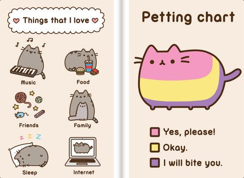 ITunes   Books   I Am Pusheen The Cat By Claire Belton