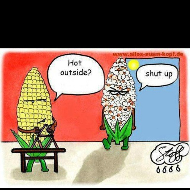 Hot!!: Popcorn, Hot Outside, Jokes, Texas, Funny Stuff, Things, The Heat, Funny Memes, Hot Summer