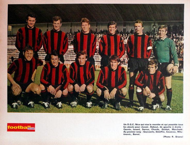 ogc nice 1969-70