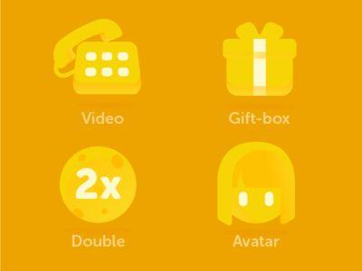 Onion Math VIP Icons
