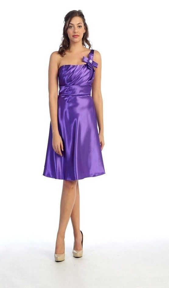 Best 25  Short purple bridesmaid dresses ideas on Pinterest ...