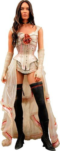 "Jonah Hex - 7"" Lilah (Megan Fox) Action Figure - by NECA"