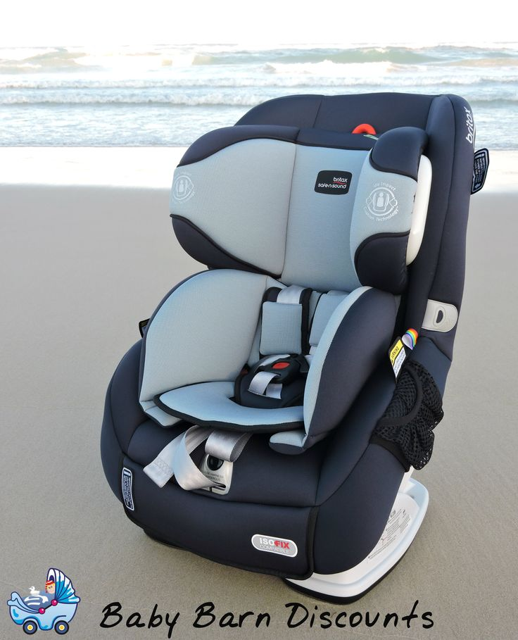 Safe n Sound - Millenia SICT ISOFIX Compatible (Midnight Navy). Equipped with ISOFIX connectors to provide a simple, firm connection into a vehicle with ISOFIX anchorages. #SafenSound #Carseat #Millenia #Isofix #AHR