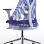 Currently in the office 1: Herman Miller Office Furniture Sayl Chair