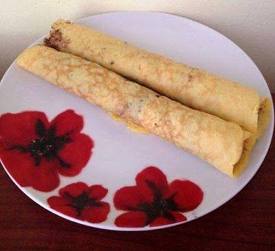 Keto palacsinta recept - Keto pancake recipe  Palacsinta kókuszlisztből (paleo recept) ~ Éhezésmentes Karcsúság Szafival