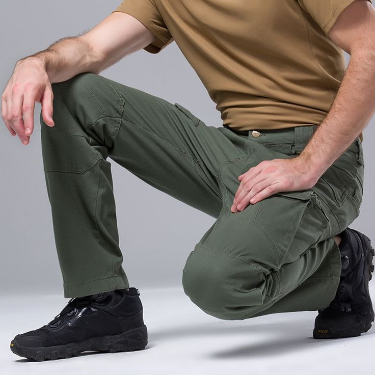High Quality Men Lightweight Quick Dry Tactical Pants For Summer Hiking Camping Mountaineering Fishing Outdoor Sport Trousers