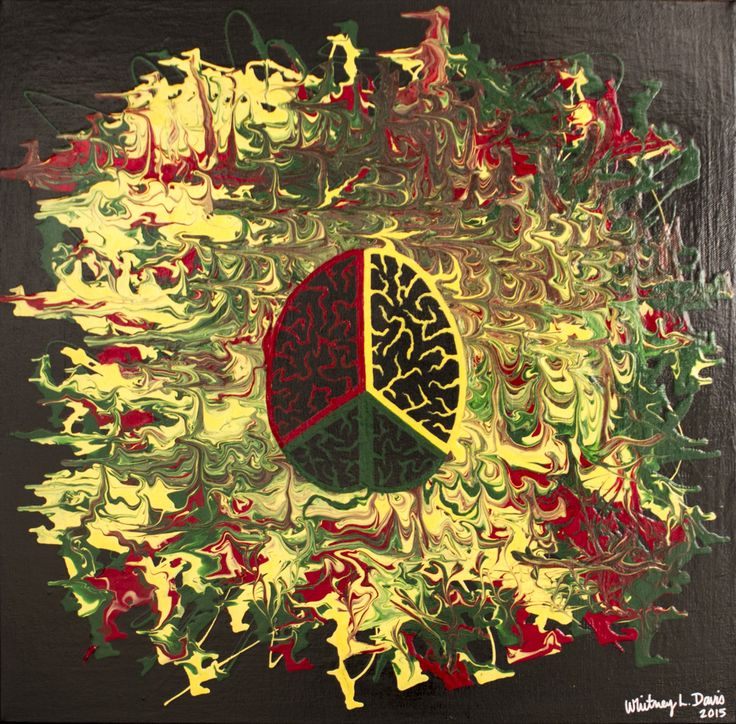 Flourishing Minds by Whitney Davis (2014) $240