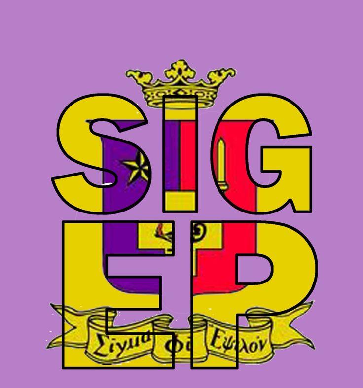 Sigma phi epsilon crest SPE sigep