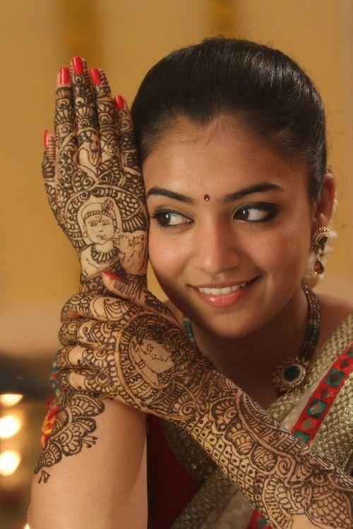 Actress Nazriya Nazim Beautiful in Thirumanam Ennum Nikkah Tamil Movie