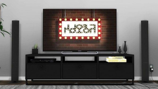 SONY KDL50W800B LED TV Stand Version at MXIMS