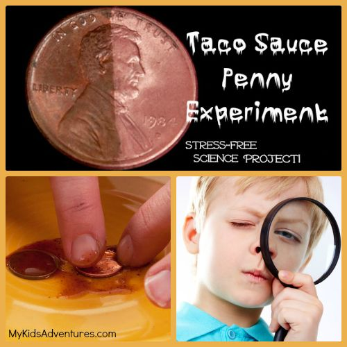 Use ingredients from your kitchen for a fun way to clean your kids' dirty pennies. The taco sauce penny cleaner can also be used as a scienc...