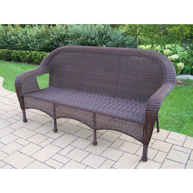 1000 ideas about Resin Wicker Patio Furniture on Pinterest