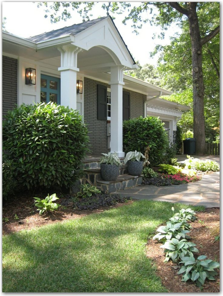 15 best images about rancher remodels on pinterest front for Front door styles for ranch homes