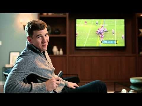 awesome Bad Comedian Eli Manning – DIRECTV NFL SUNDAY TICKET