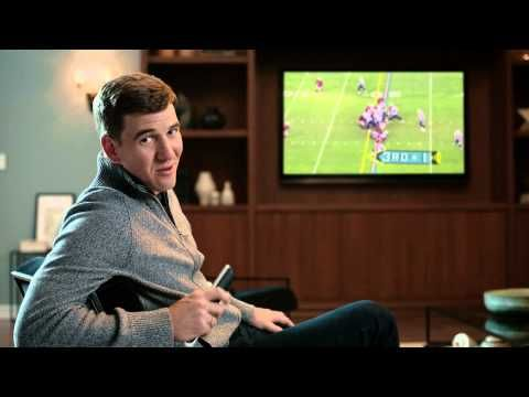 ▶ Bad Comedian Eli Manning Commercial | DIRECTV NFL SUNDAY TICKET - YouTube
