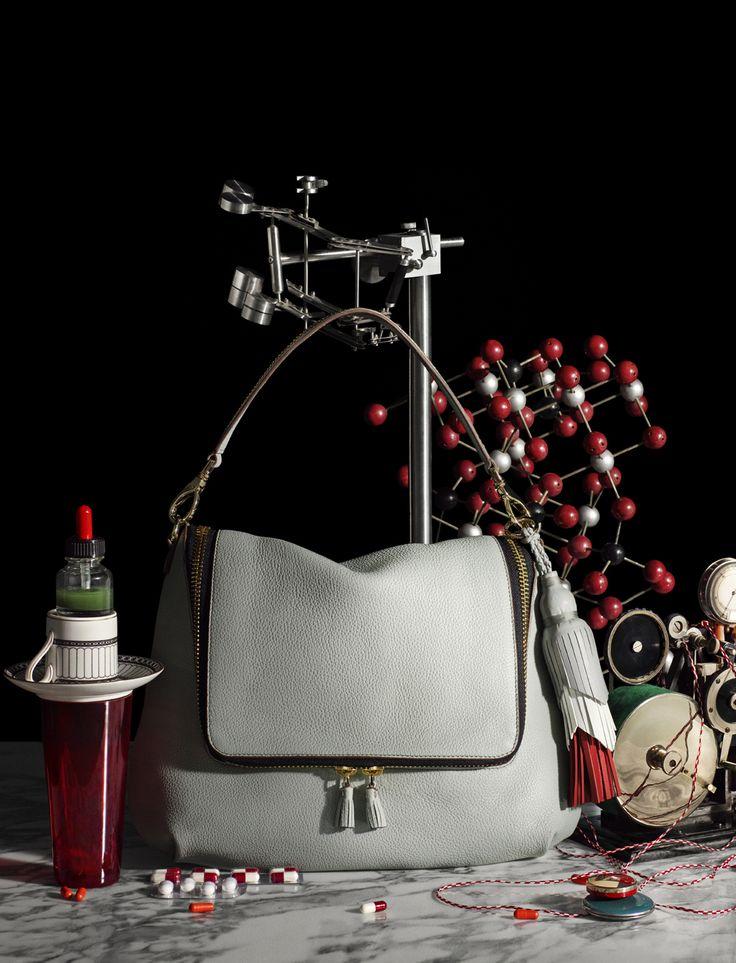 Spring Summer 2014 - The Maxi Zip satchel