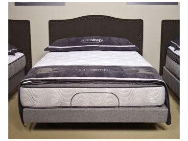 For Sierra Sleep Full Mattress M89221 And Other Mattresses Foam At Americana Furniture