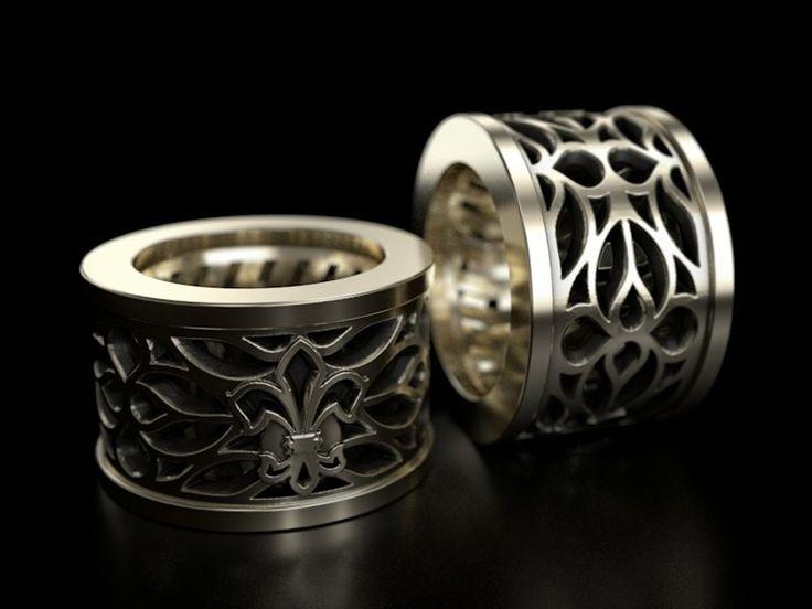 """The royal lilly"" ring/Кольцо ""королевская лилия"" #белоезолото  #whitegold #silver #серебро #перстень #кольцо #золото #украшения #украшениядлямужчин #стиль #ювелирныеизделия #ювелирныеукрашения #длямужчин #кольца #gold #ring #jewelryformen #jewellery #formen #menstuff #gentsring #mensjewelry #styleformen #menstyle #jewelrygram #accessories #ювелирныеизделия #franguebyzverev"