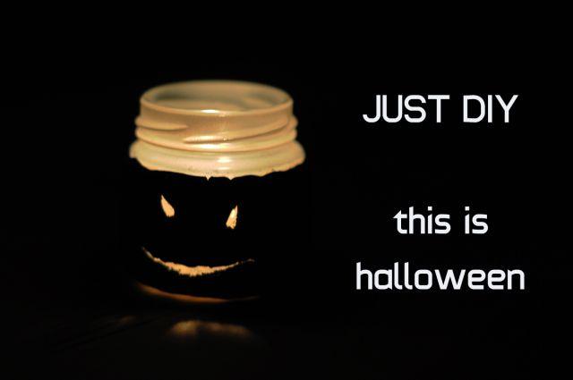 #halloween #crafts #diy #justdiygr