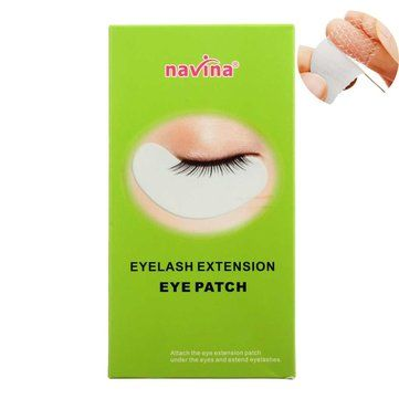 10 Pairs/Pack Paper Patches <b>Eyelash</b> Under Eye <b>Lash</b> Pads ...