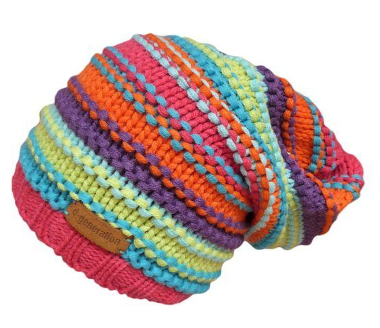Crochet Baby Hats Döll D-Generation Beanie Longbeanie Strickmütze Winter Mütze...