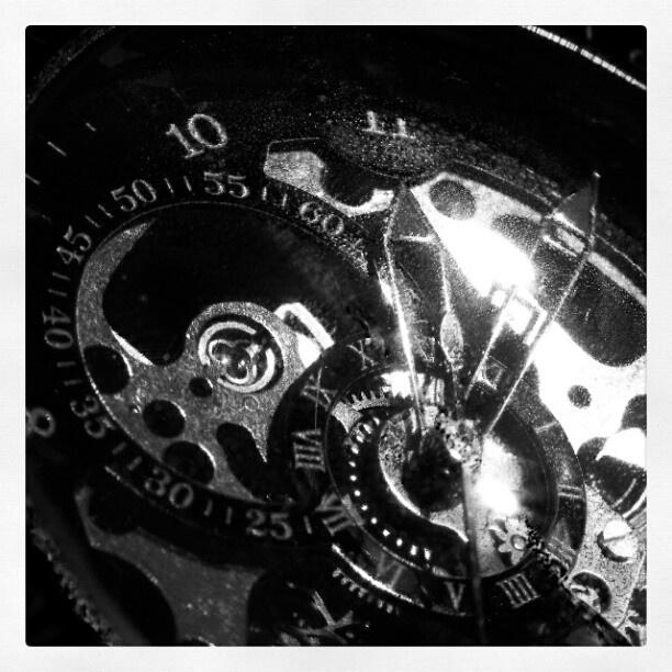 Kansas City Shuffle #slevin #clock #time #watch