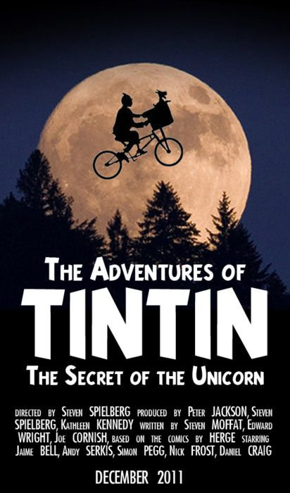 E.T./ Tintin