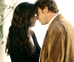 Sally Owens (Sandra Bullock) & Gary Hallet (Aidan Quinn) - Practical Magic (1998)