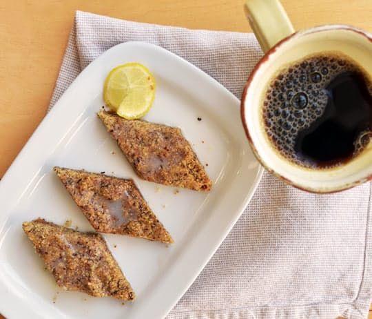 Quick Cookie Recipe: Hazelnut & Olive Oil Shortbread   The Kitchn