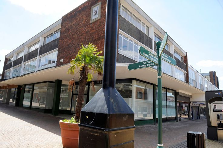 Bracknell town centre: In pictures