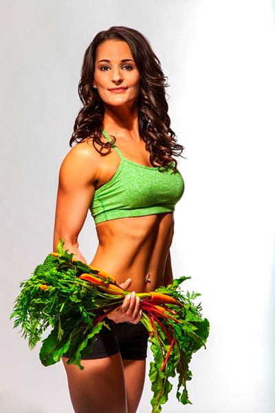 Vegetarian Bodybuilder: Interview with Vegan Fitness Competitor Samantha Shorkey | https://www.vegetarianbodybuilding.com/interview-vegan-bodybuilder-wnbf-bikini-pro/ #veganbodybuilding #vegetarianbodybuilding #vegetarianrecipes