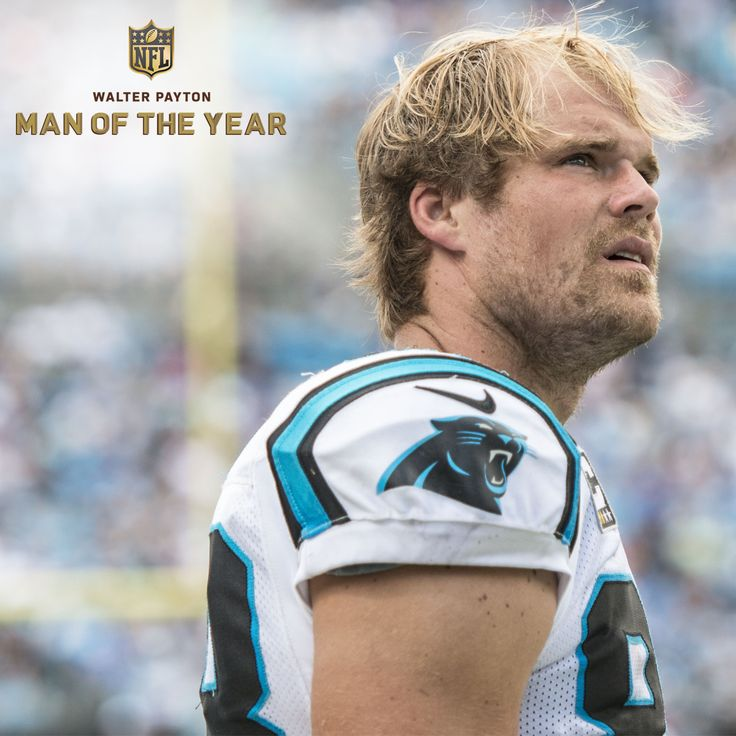 Greg Olsen has been made the Panthers nominee for the 2015 Walter Payton Man of the Year Award!