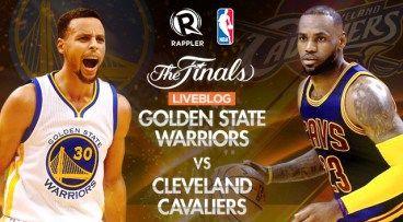 Watch Cavaliers vs Warriors Live Stream NBA Here