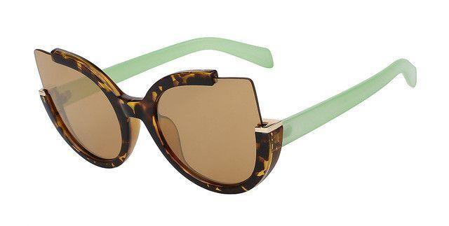 XIU Round Shade Summer Fashion Sunglasses Women Vintage Brand Designer Glasses For Ladies Gafas Retro Oculos UV400